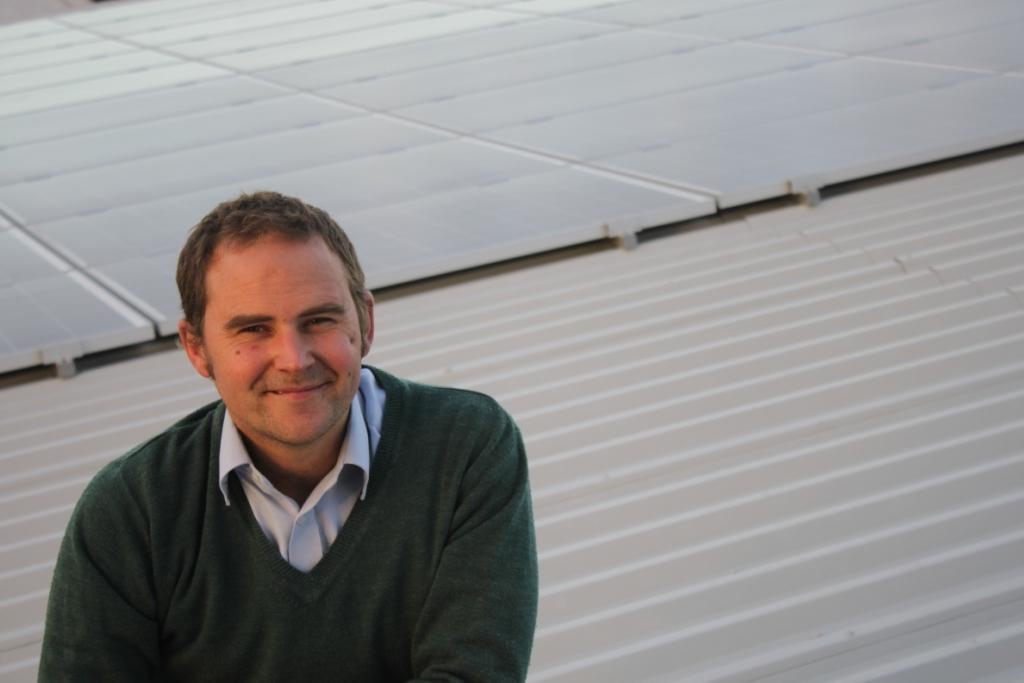 ZLC managing director, Mark Smith