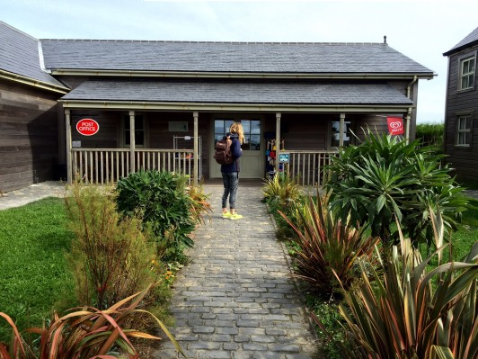 Bryher grocery store