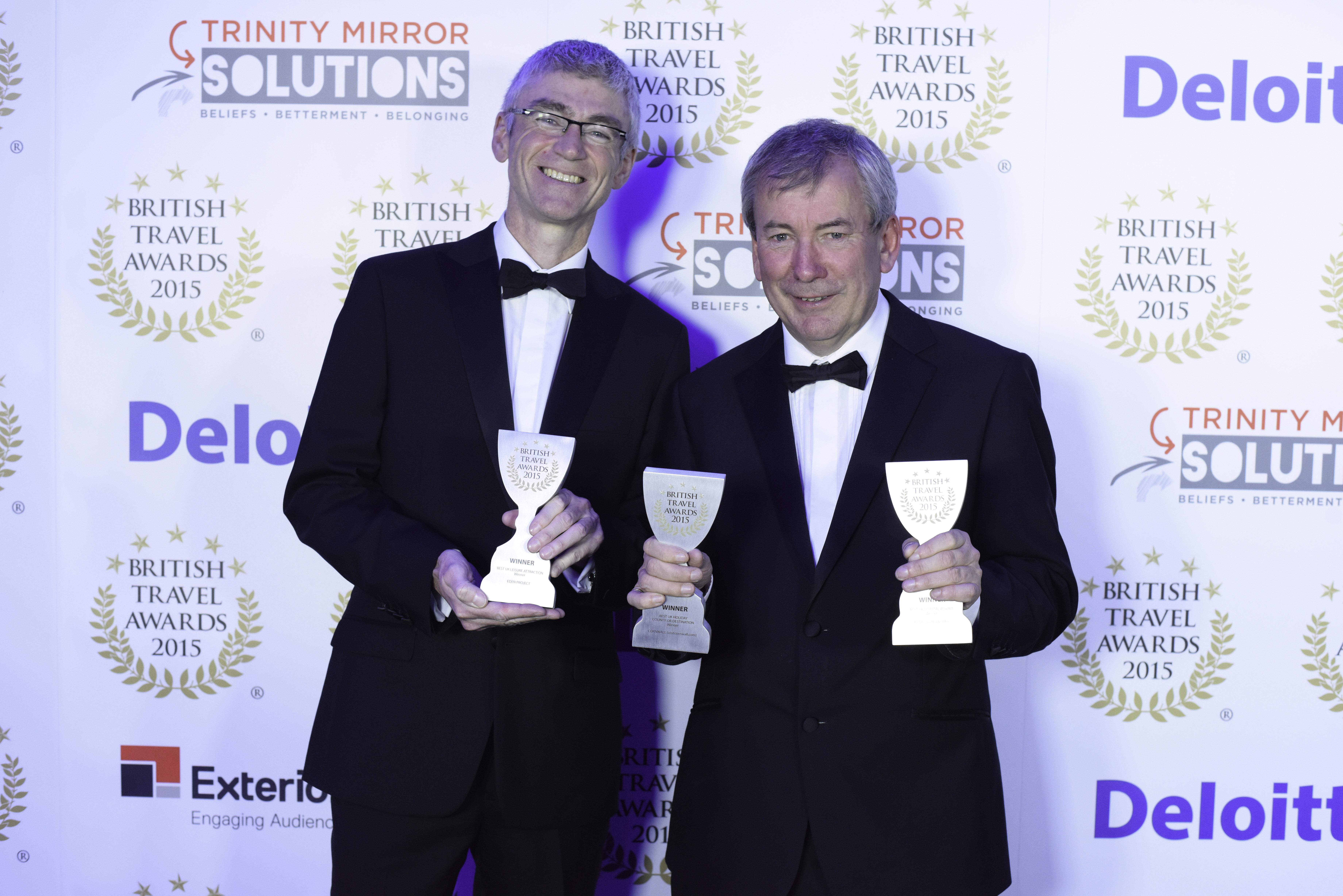 British Travel Awards 2015