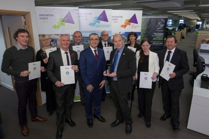 Recognition for Innovation Centres