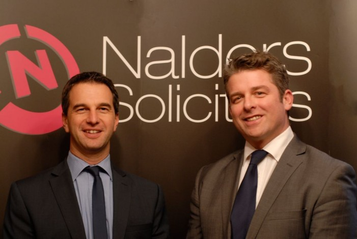 Nalders appoints Band leader