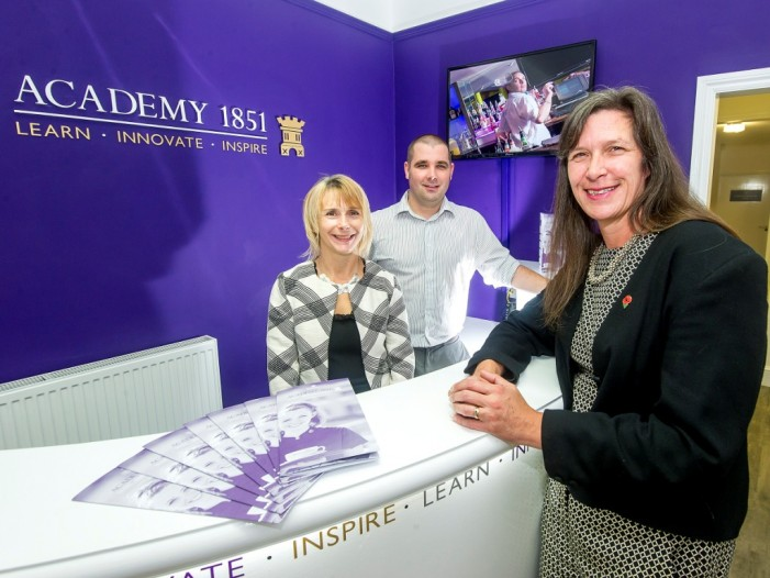 Brewery launches Academy 1851
