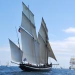 Photo A – Grayhound sailing ship – by Becky Treneer (2)