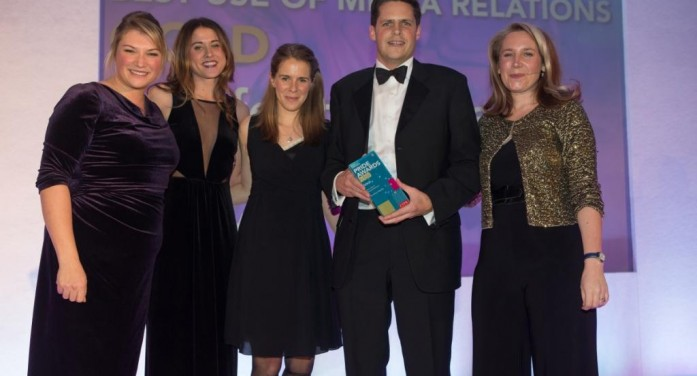 Cornish success at PR awards