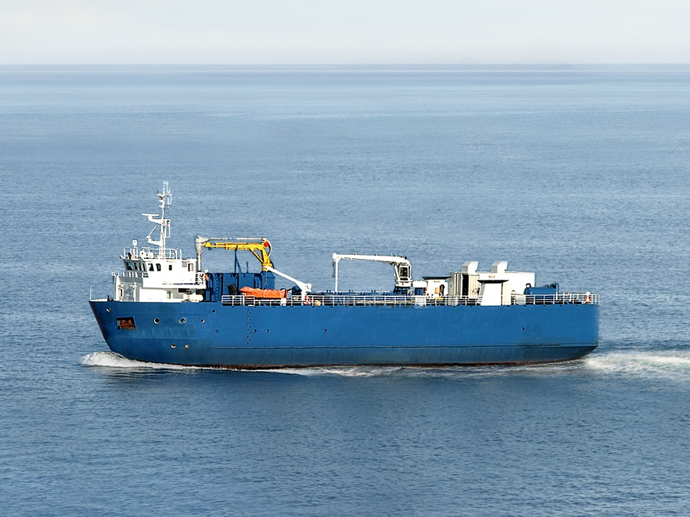 Scilly freight ship replacement | Business Cornwall