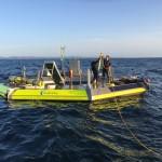 Seatricity Ltd – Oceanus 2 Wave Energy Convertor at Wave Hub test site – Credit Seatricity Ltd