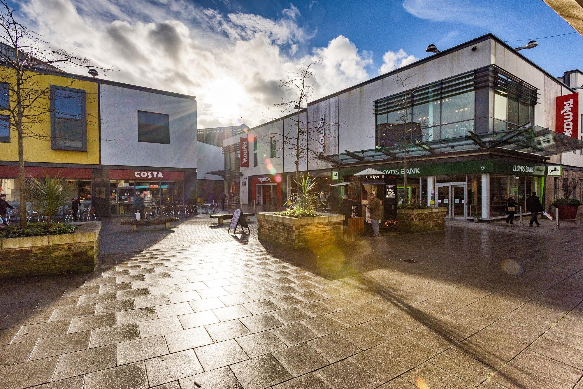 Garden Centre: Works Starts On 24-hour St Austell Gym