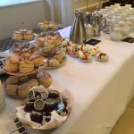 Cream-Tea-at-Buckland-Tout-Saints