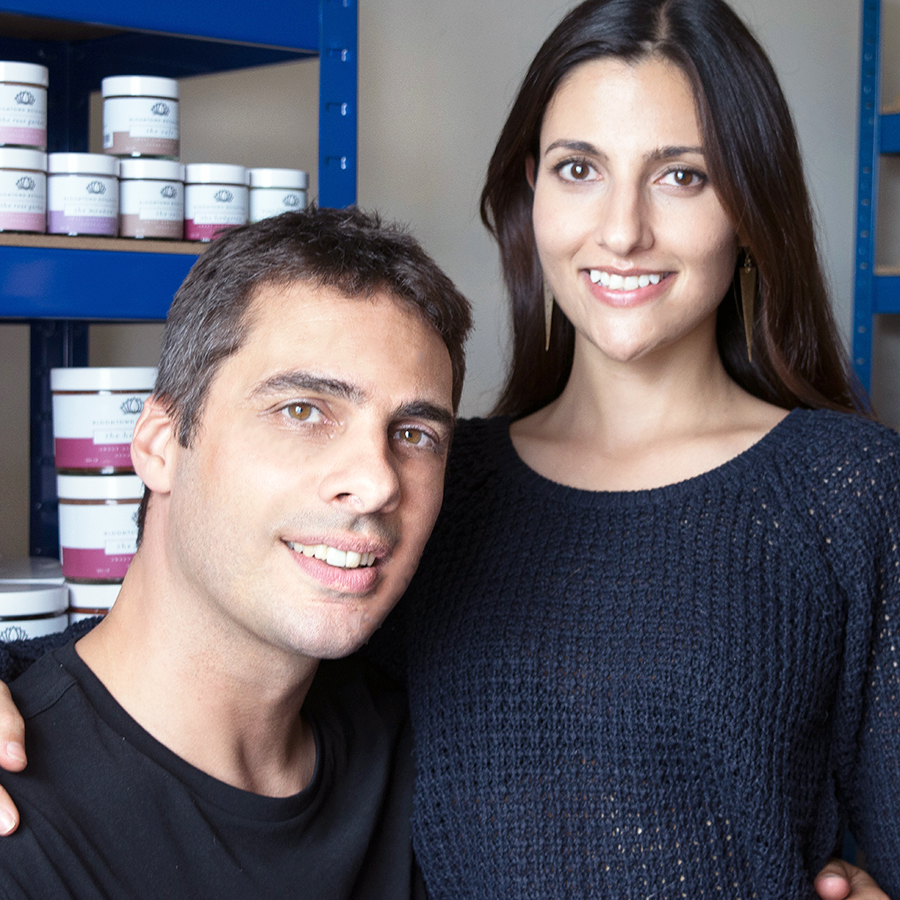 Medwin Cumer and Preyanka Clark Prakash