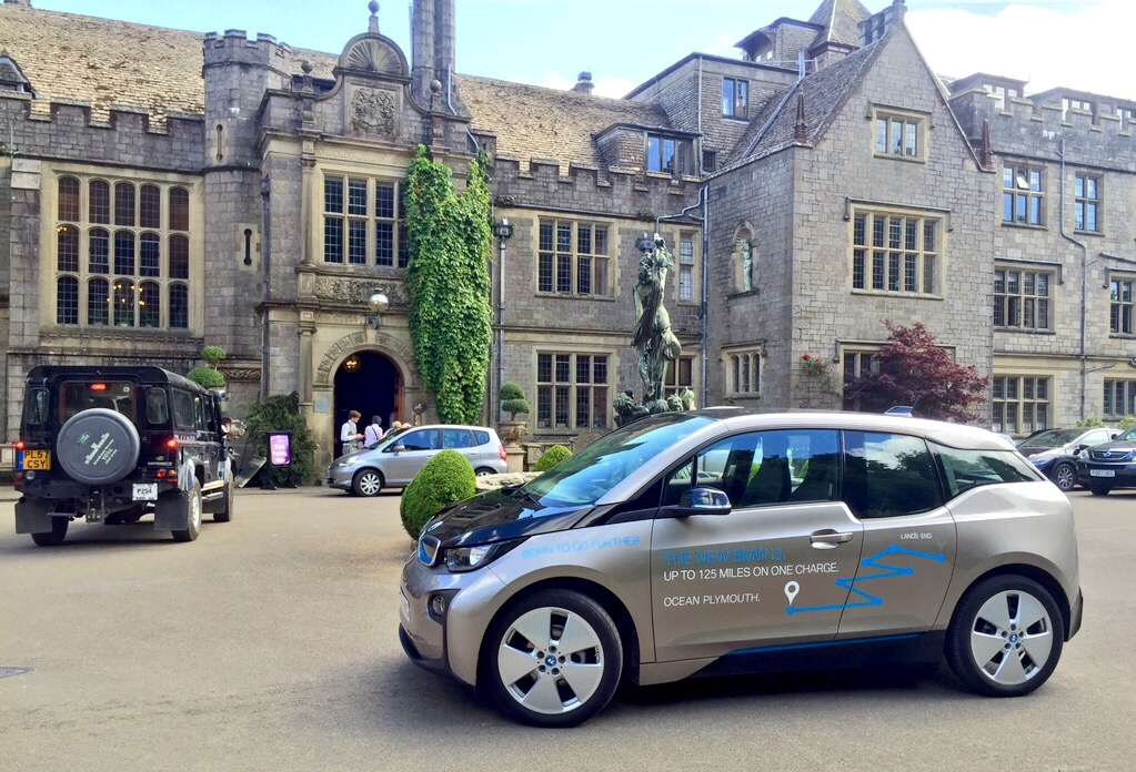 i3 at Bovey Castle