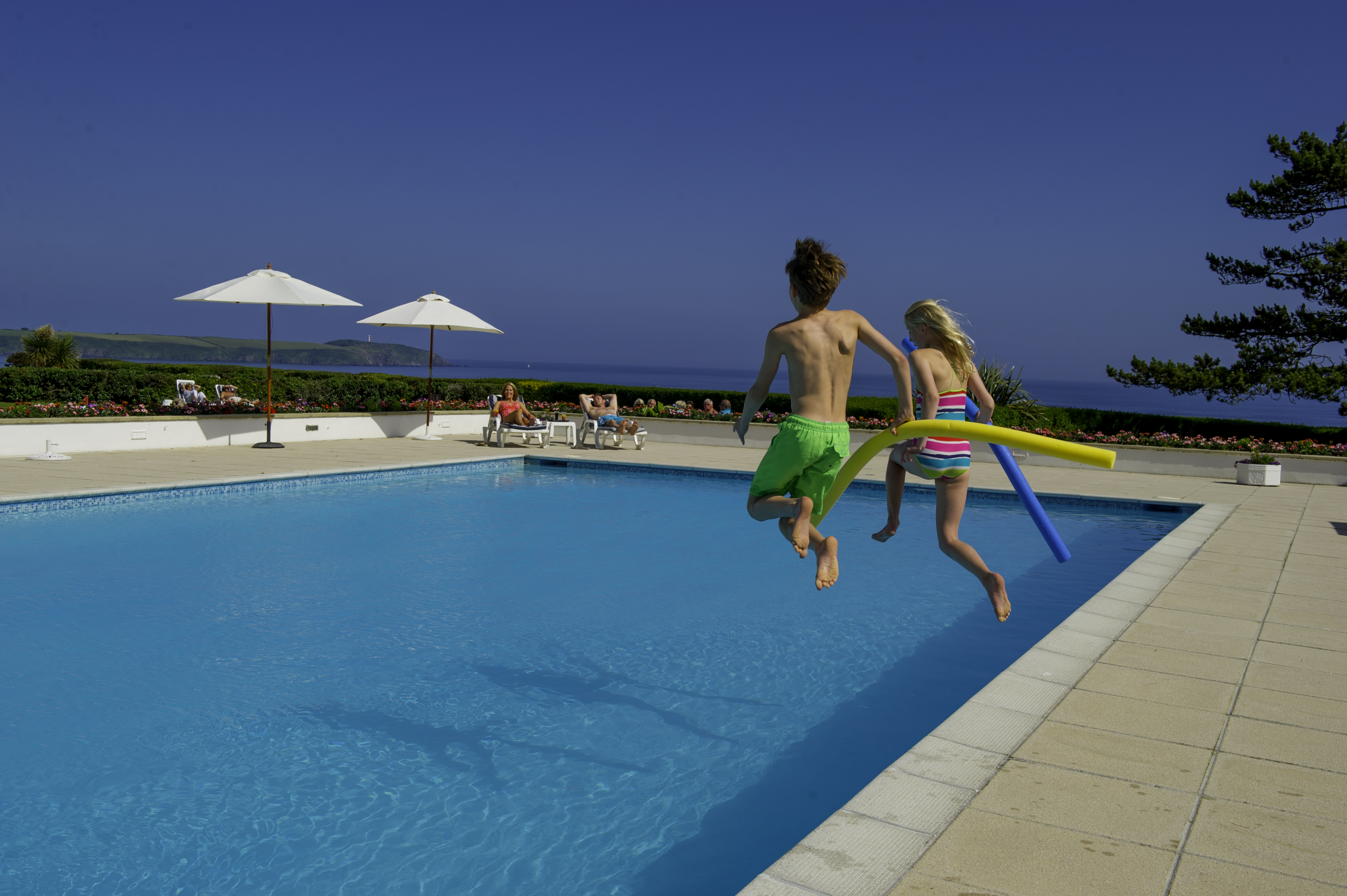 National award for carlyon bay hotel business cornwall - Hotels with swimming pools cornwall ...