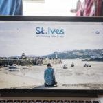 St Ives BIDWebsite & windows