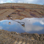 Officers found that uncapped areas of the landfill contributed to the release of foul odour