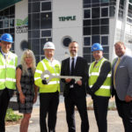 Kier hands over the keys to College staff