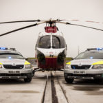 RRVs and Helicopter
