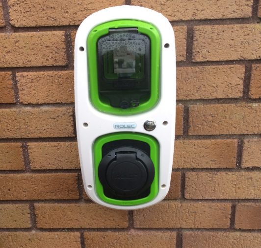 Cost Of Installing Electric Car Charging Point
