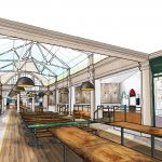 Harbour Brewing will be supplying Market Hall Fulham, due to open in May 2018.
