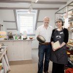 Nick Gane & Claire Harrington-Gane / Cheese on CoastSt Ives BID