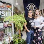 Chevy Aberos & Gwen Huberdeau / Sushi St IvesSt Ives BID