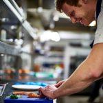 port gaverne – head chef James Lean