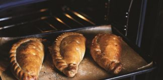 Cornish Pasties