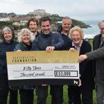 Boardmasters foundation donation