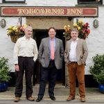 Edwin Derriman (L), Rob Wing(Centre), Ben Tunnicliffe (R) MR