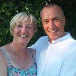 Shelley and Owain Harris