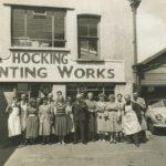 NP Hocking Print Works