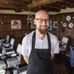 Chef Adam Cawood