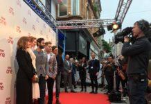 Poldark 2018 Redruth premier