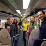 Lab on a Train to Fruit Towers
