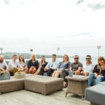 Marketing agencies Barefoot Media, Idenna and Solve with The Headland team