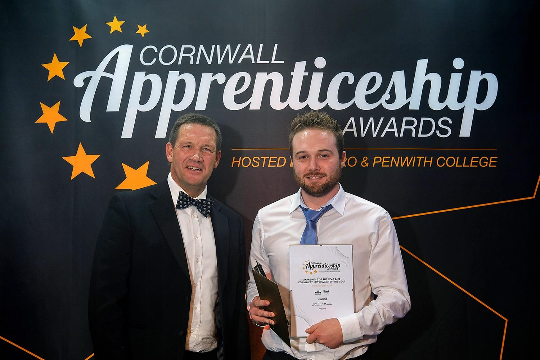 College celebrates apprentices - Business Cornwall Magazine
