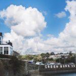 Greenbank quay blue sky