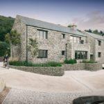 Pendower – Hillside residence along the access road