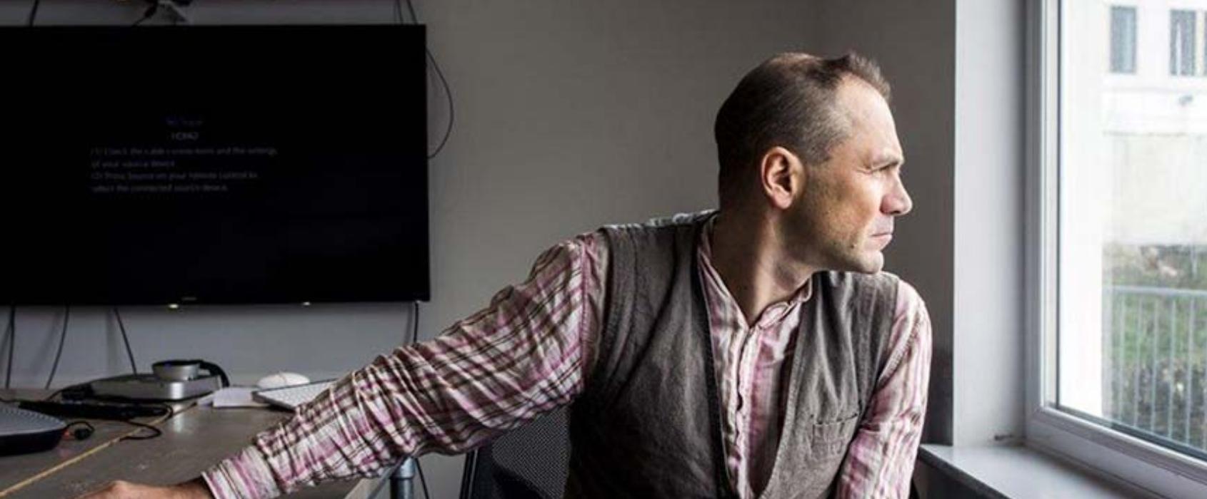 Crowdfunder CEO Rob Love