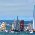 Falmouth Tall Ships are a huge draw and economic benefit