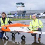 IoS UAV Tavner Reid 3 Land's End Airport72