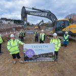 Treveth – Maudlin Farm start on site72